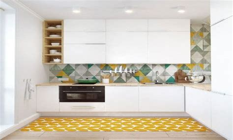 kitchen wallpaper borders ideas 10 home ideas the best patterned tiles and wallpaper ideas for your