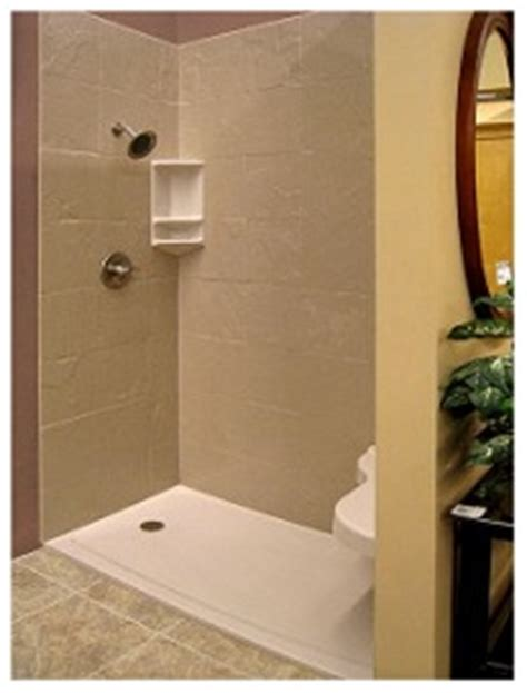 Converting A Bathtub Into A Shower by Convert Your Tub Into A Beautiful Shower