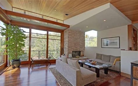 mid century modern home  los angeles idesignarch