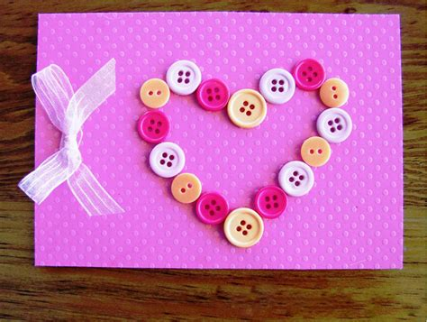 Handmade Greeting Card For - pretty handmade s day card designs with tiny