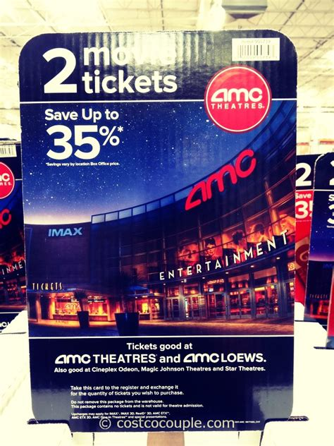 costco printable movie tickets costco sells 2 amc movie tickets for 16 99 that s 8 50