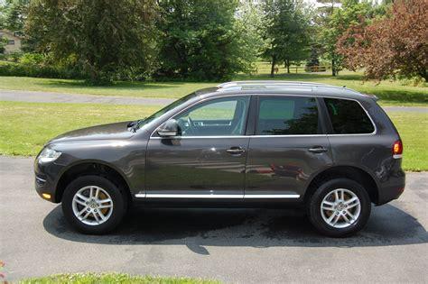 2008 Volkswagen Touareg 2 Pictures Cargurus
