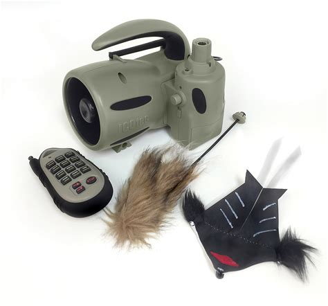 homemade electronic coyote call icotec gc320 combo electronic game call boarmasters