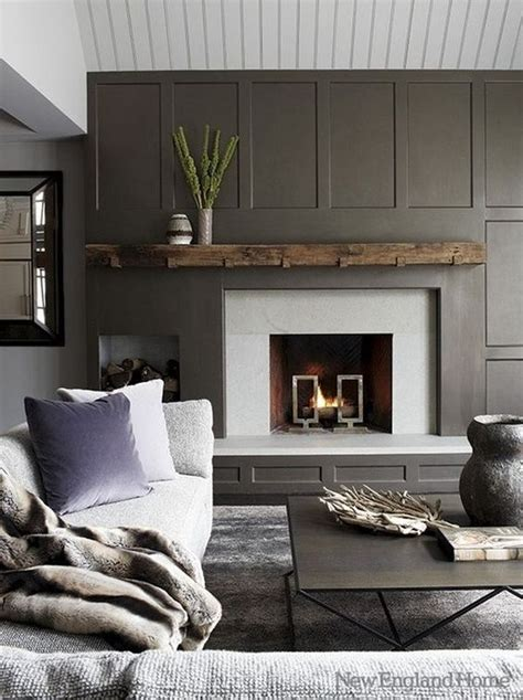 it s all about the grey modern maggie 40 fireplace decorating ideas fireplaces grey and wood