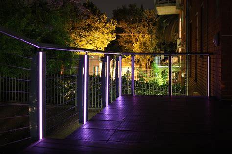 balcony lighting light tape uk s blog