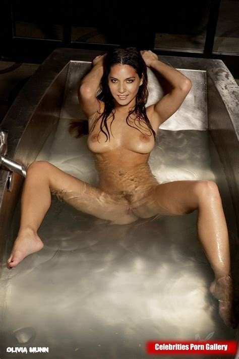 Celebrities Porn Gallery Olivia Munn Fake Nude Celebs