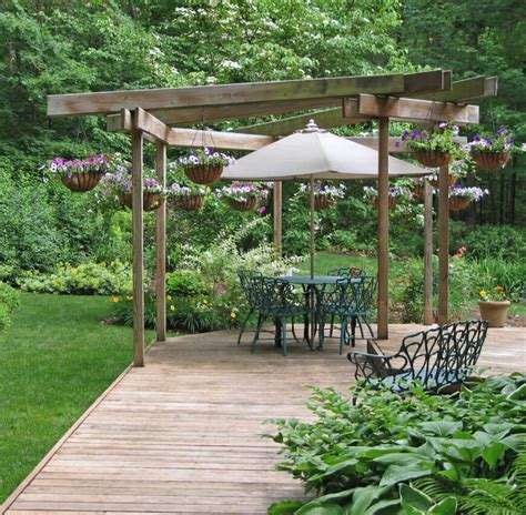 backyard wood patio 26 floating deck design ideas