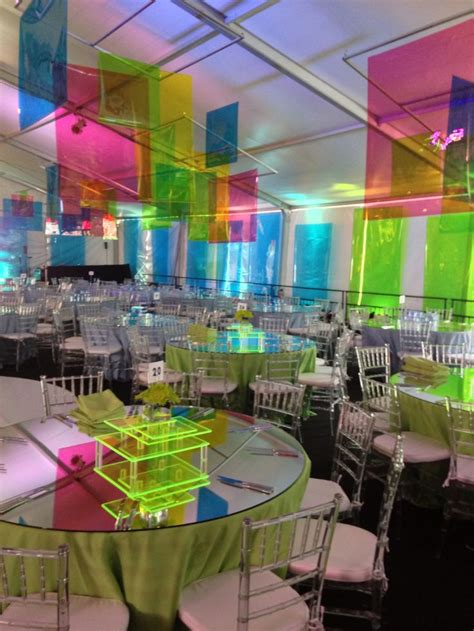 Bar Mitzvah Decorations by Club Theme Bar And Bat Mitzvah Ideas It Up