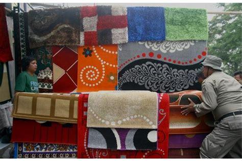 Karpet Lantai Di Pasar Gembrong satu harapan pasar gembrong bersih dari pkl