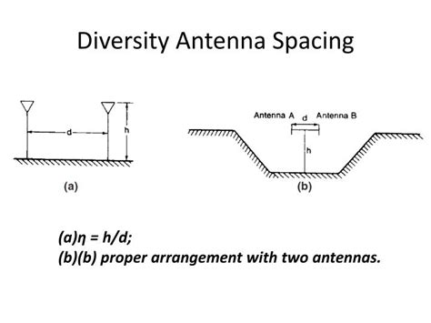 ppt antennas at cell site powerpoint presentation id 2262697