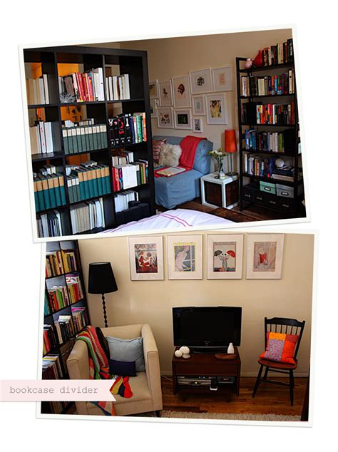 21 Perfect Using Bookcases As Room Dividers Yvotube Com Using Bookshelves As Room Dividers