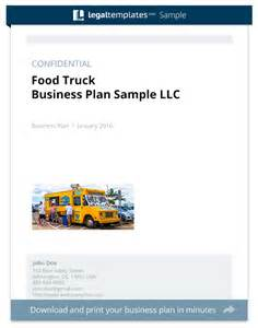 business plan for food truck template doc 550318 food truck business plan writing a food