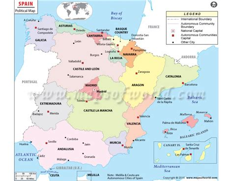5 themes of geography spain buy political map of spain