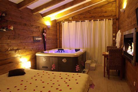 hotel spa dans la chambre la paillote exotique chambre megeve avec sa baignoir baln 233 o