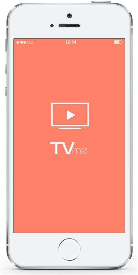 Ios Splash Screen Template Psd by Tvme Vodcast Iphone App Template Ios