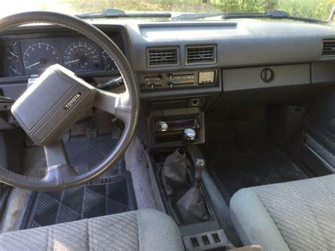motor repair manual 1997 toyota tacoma xtra interior lighting 1988 toyota pickup truck xtra cab sr5 4x4 tacoma 22re