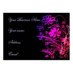 scratch business cards scratch batik flowers large business cards pack of