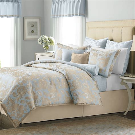 martha stewart bedding collections martha stewart collection madeleine rose 22 pc comforter