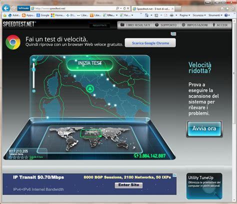 test velocità linea adsl appunti per il gruppo computer velocit 224 della linea adsl