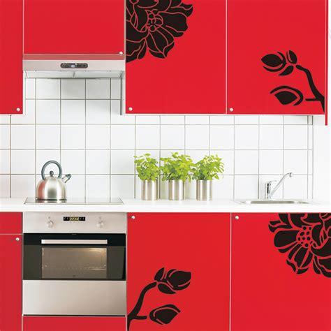 Tokomonster Lotus Flower 6 Wall Decal Sticker Size 23 jjrui lotus flower stickers fridge freezer freezer removable non toxic wall wall decals vinyl