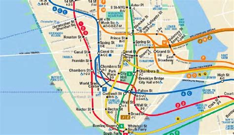 map subway new york city new york city subway map sees historic permanent changes