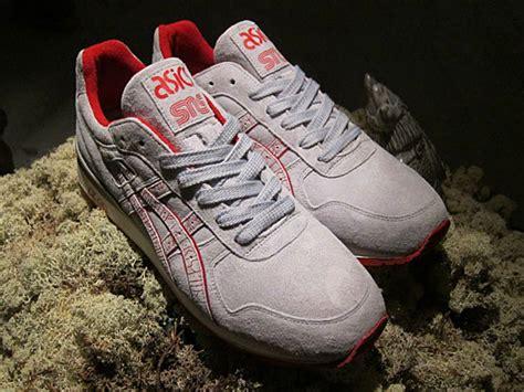 Sneakers New Sns 01 Hitam 1 asics gt ii x sneakersnstuff le site de la sneaker