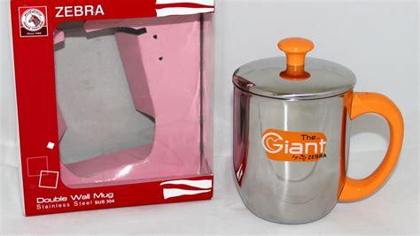 Rantang Stainless Zebra 12 Cmrantang Makan Zebra 12 Cmrantang Zebra grosir gelas cup mug ceramic keramik murah kitcheneeds