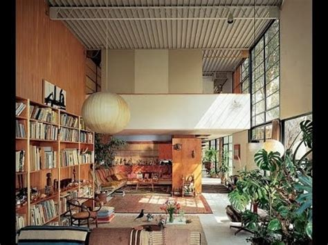 Midcentury House by Original 1955 Charles Amp Ray Eames Film House No 8 Pacific