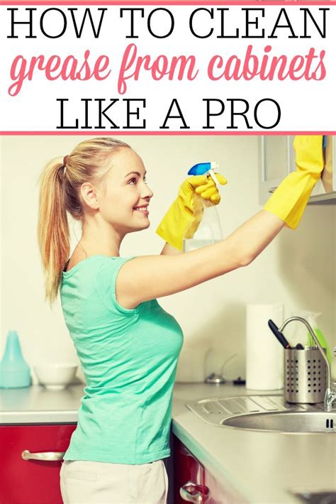 how to clean wood kitchen how to remove grease from cabinets tired check and