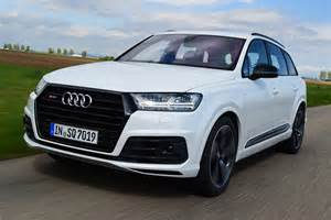 Audi Sq7 Review Audi Sq7 2016 Review Pictures Auto Express