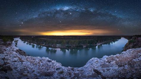 milky  murray river bing wallpaper