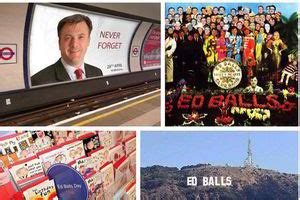 Ed Balls Meme - doctor who through the years pictures pics express co uk