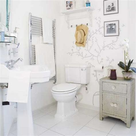 small white bathroom decorating ideas large bathroom cherry blossom wall sticker home interior design themes