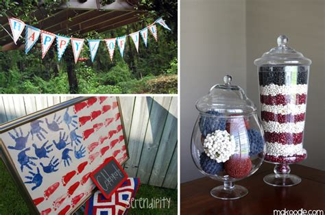 Decorating Ideas For July 4th 4th Of July Invitation Ideas And More Mixbook