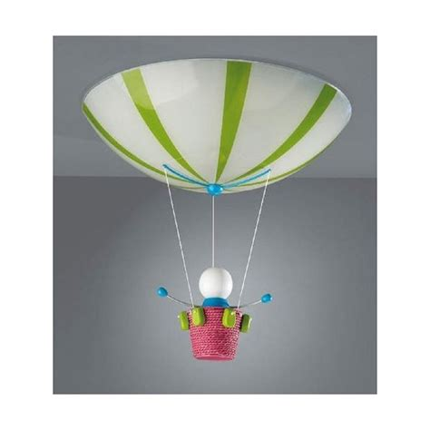 Buy Children S Hot Air Balloon Ceiling Light For Nursery Childrens Ceiling Lights