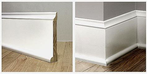 Baseboards Styles How To Install Colonial Baseboards How To Build A House