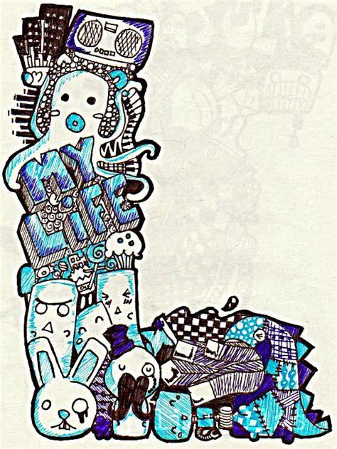 i doodle doodle letter l by thethespianlover on deviantart