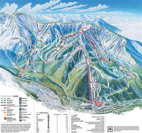 ski resort map usa taos skiing holidays ski taos usa iglu ski