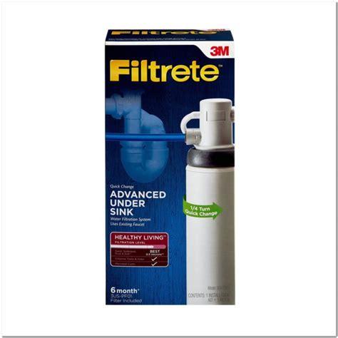 filtrete maximum sink water filtration filter 3m filtrete sink water filter sink and faucet