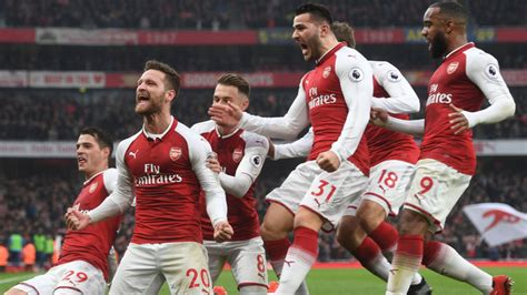 arsenal spurs graeme souness we saw two arsenals in win over spurs