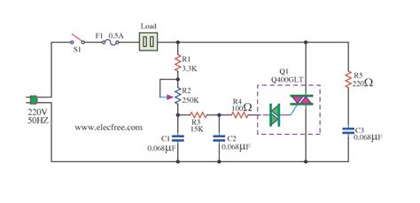Lu Led Motor 15 Watt ajuda para replicar e reparar um dimmer