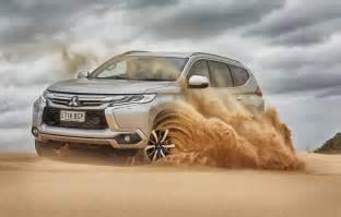 On Road Price Of Mitsubishi Pajero 2016 Mitsubishi Pajero Sport On Sale In Australia From