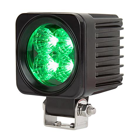 Led Green 12w 2 1 2 quot led mini auxiliary and fishing light green 9w 384 lumens gift ideas