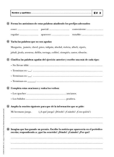jacinto se enreda recursos editoriales 18 bonito anaya cuarto de primaria im 225 genes evaluaciones de lengua 4 186 primaria anaya jacinto