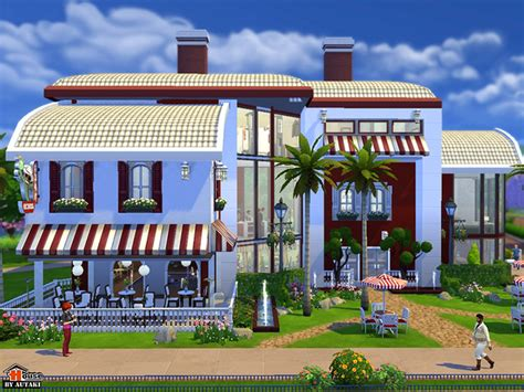 Best Home Decor Stores the sims resource rca bar and restaurant by autaki sims