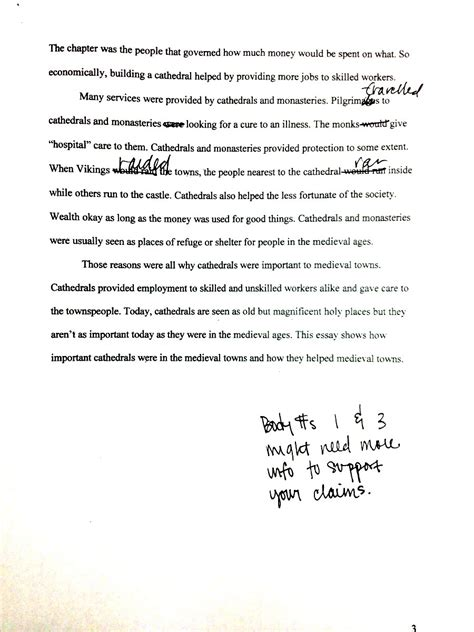 draft thesis exle exle of 5p essay template and draft ms