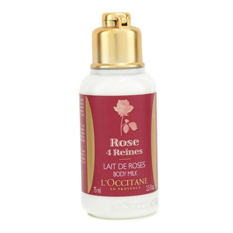 Loccitane Roses Et Raines 75ml Cp 310 4 reines milk travel size l occitane f c co usa