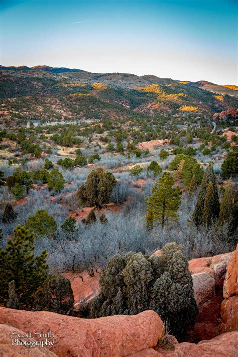 Smiths Last Few Minutes by Last Light By D Smith Manitou Springs Photos