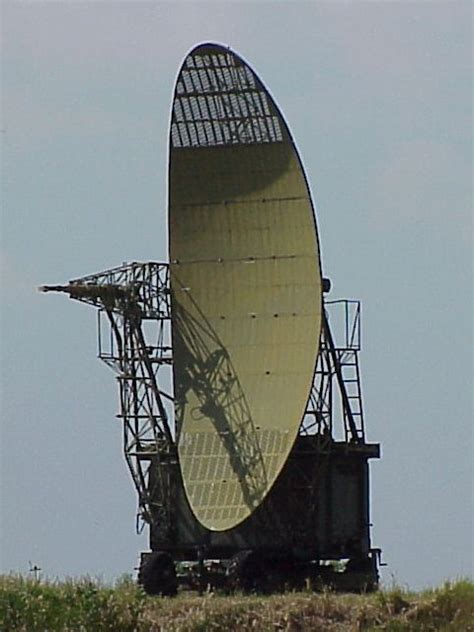 radar basics fan beam antenna