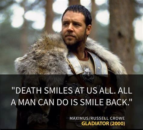 gladiator film dialogues gladiator movie quotes movie quotes directors quotes